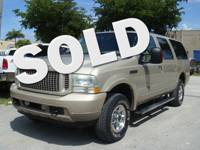 Spokane Used Cars Ford Excursion