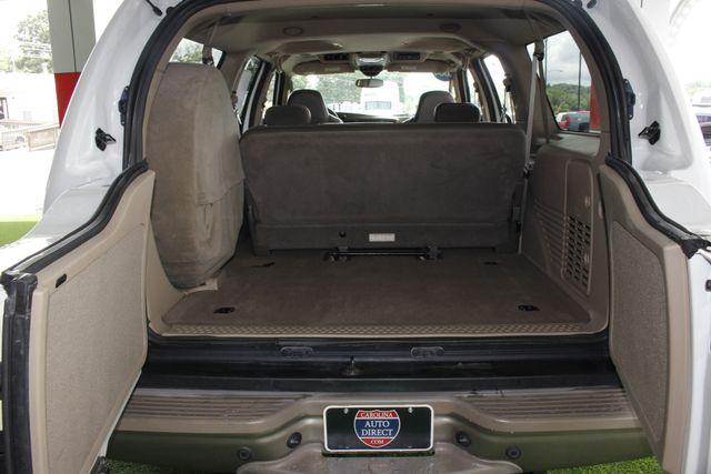 2004 Ford Excursion Eddie Bauer PREMIER 4X4 - TURBO DIESEL - REAR DVD! Mooresville , NC 13