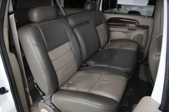 2004 Ford Excursion Eddie Bauer PREMIER 4X4 - TURBO DIESEL - REAR DVD! Mooresville , NC 34