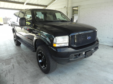 2004 Ford Excursion Limited in New Braunfels