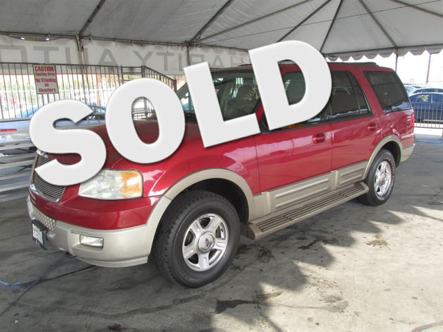 2004 Ford Expedition Eddie Bauer This particular Vehicle comes with 3rd Row Seat Please call or e