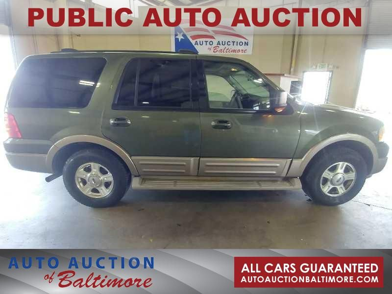 2004 Ford Expedition Eddie Bauer | JOPPA, MD | Auto Auction of Baltimore  in JOPPA MD