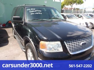 2004 Ford Expedition XLT Lake Worth , Florida