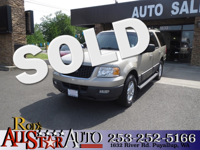 2004 Ford Expedition XLT Sport 4WD The CARFAX Buy Back Guarantee that comes with this vehicle mean