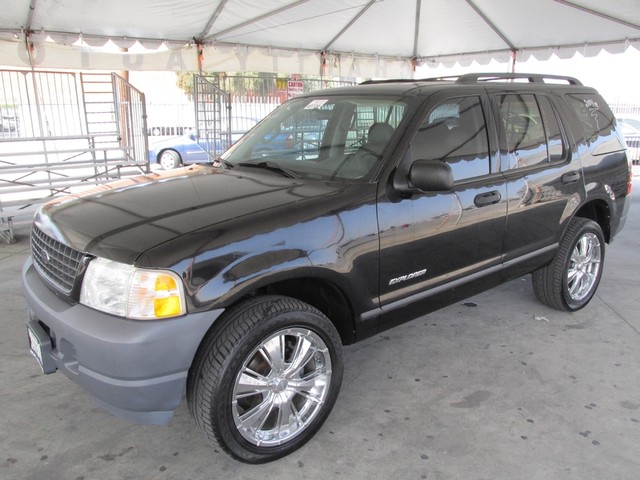2004 Ford Explorer XLS Please call or e-mail to check availability All of our vehicles are avai