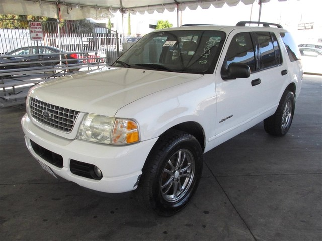 2004 Ford Explorer XLT This particular Vehicle comes with 3rd Row Seat Please call or e-mail to c