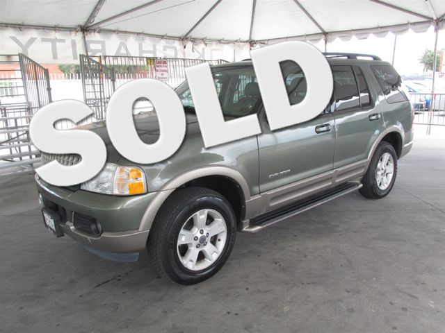 2004 Ford Explorer Eddie Bauer This particular Vehicle comes with 3rd Row Seat Please call or e-m