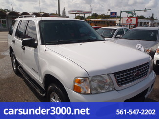 2004 Ford Explorer XLT Lake Worth , Florida
