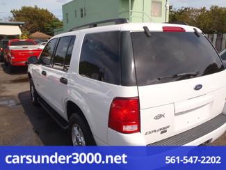 2004 Ford Explorer XLT Lake Worth , Florida 2