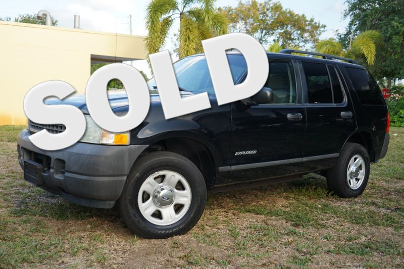 2004 Ford Explorer XLS in Lighthouse Point FL