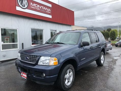2004 Ford Explorer XLT Sport in