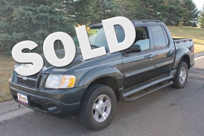 2004 Ford Explorer Sport Trac XLT 4WD  city MT  Bleskin Motor Company   in Great Falls, MT