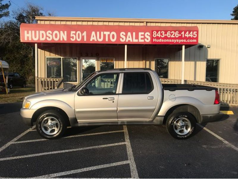 2004 Ford Explorer Sport Trac XLS | Myrtle Beach, South Carolina | Hudson Auto Sales in Myrtle Beach South Carolina
