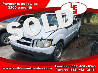 2004 Ford Explorer Sport Trac XLS  city FL  Seth Lee Corp  in Tavares, FL