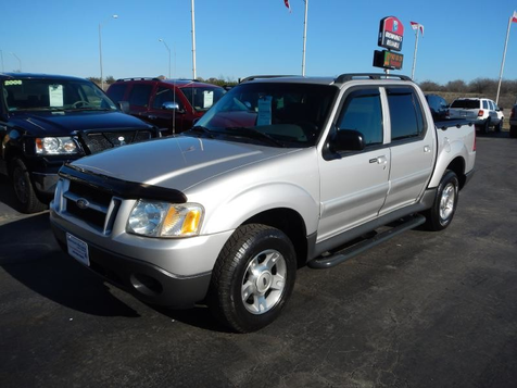 2004 Ford EXPLORER SPORT Sport Trac in Wichita Falls, TX