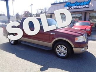 2004 Ford F-150 Lariat Charlotte, North Carolina