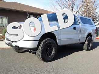 2004 Ford F-150 Lifted 4x4 Canopy STX Bend, Oregon