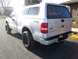 2004 Ford F-150 Lifted 4x4 Canopy STX Bend, Oregon 3