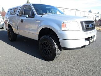 2004 Ford F-150 Lifted 4x4 Canopy STX Bend, Oregon 7