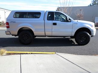 2004 Ford F-150 Lifted 4x4 Canopy STX Bend, Oregon 8