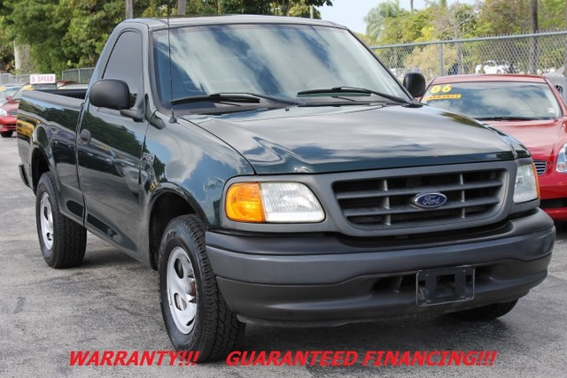 2004 Ford F-150 Heritage XL  45K ORIGINAL MILES CARFAX CERTIFIED AUTOCHECK CERTIFIED 1 OWNER