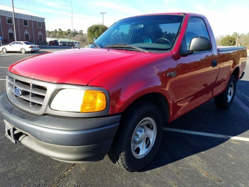 2004 Ford F-150 HERITAGE CLASSIC | Texarkana, AR | Plyler Auto Sales, LLC in Texarkana AR
