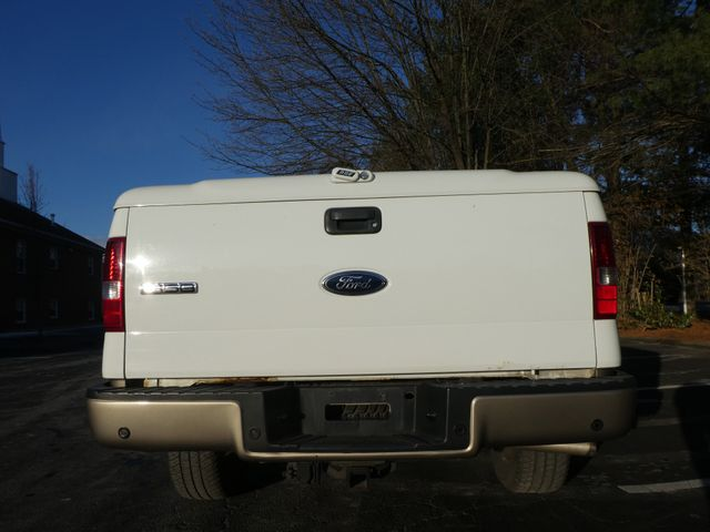 2004 Ford F-150 Lariat Leesburg, Virginia 7