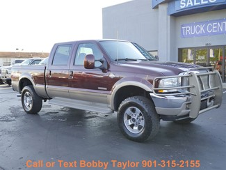 2004 Ford F-250 BULLETPROOF King Ranch in  Tennessee