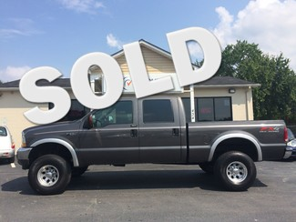 2004 Ford F-250 in Youngsville North Carolina