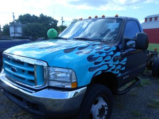 2004 Ford F-450 SD Regular Cab 2WD DRW in Middletown,, Ohio,