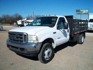 2004 Ford F-550 XL Diesel Stake Body Waco, Texas