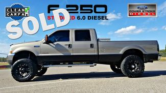 2004 Ford F250 6.0L Studded Diesel SUPER DUTY BulletProof LIFTED | Palmetto, FL | EA Motorsports in Palmetto FL