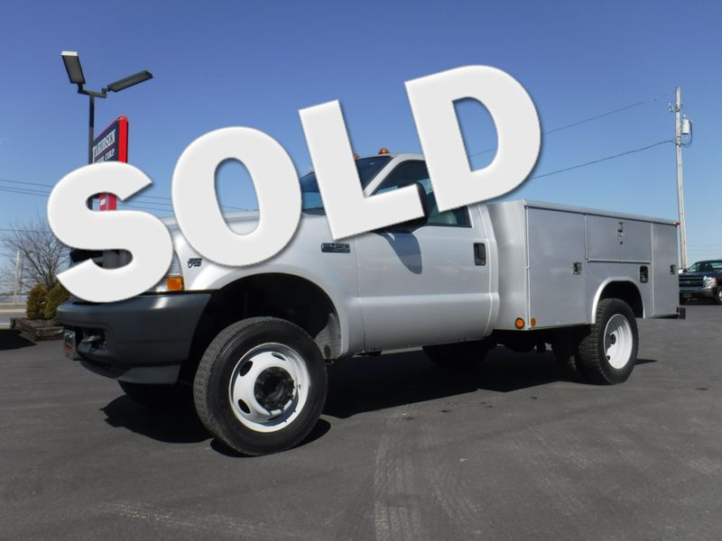 2004 Ford F450 9FT Utility 2wd in Ephrata PA