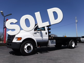 2004 Ford F650 18FT Flatbed Cummins Diesel in Lancaster, PA PA