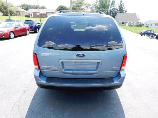 2004 Ford Freestar Wagon SES Ephrata, PA 4