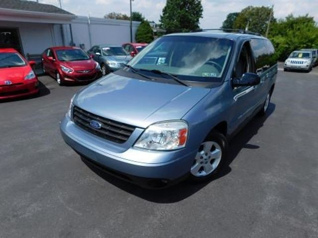 2004 Ford Freestar Wagon SES Ephrata, PA 7