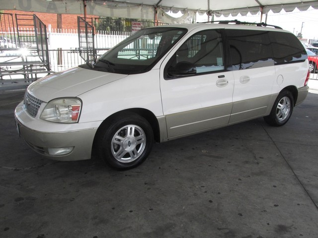 2004 Ford Freestar Wagon Limited This particular Vehicle comes with 3rd Row Seat Please call or e