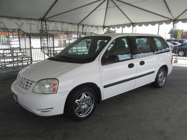2004 Ford Freestar Wagon S This particular Vehicle comes with 3rd Row Seat Please call or e-mail