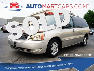 2004 Ford Freestar Wagon SEL | Nashville, Tennessee | Auto Mart Used Cars Inc. in Nashville Tennessee
