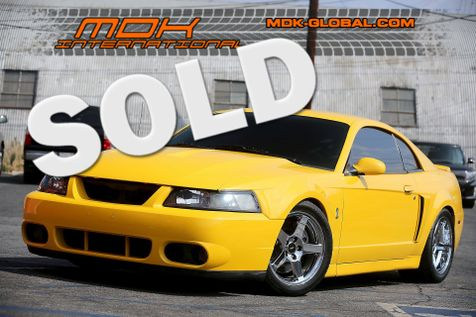 2004 Ford Mustang SVT Cobra - Supercharged 4.6 in Los Angeles