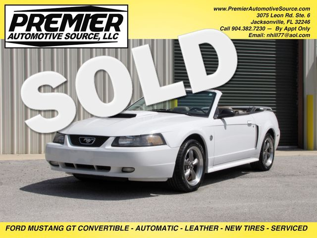 2004 Ford Mustang Convertible  GT Jacksonville , FL 0