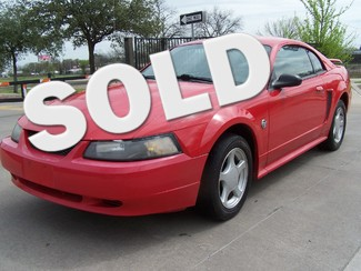 2004 Ford Mustang in Ft Worth TX