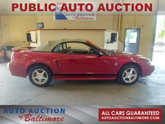 2004 Ford MUSTANG in JOPPA MD