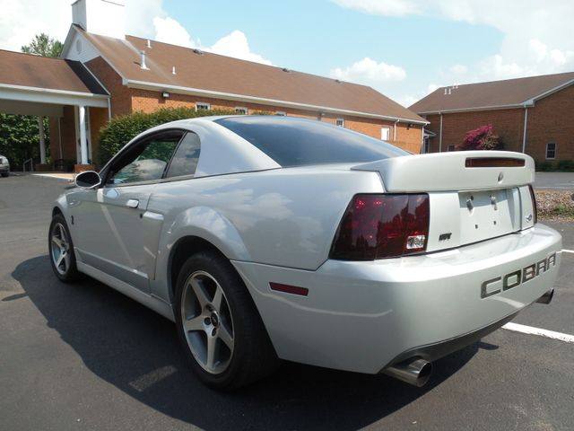 2004 Ford Mustang SVT Cobra Leesburg, Virginia 2