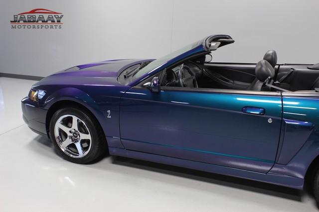 2004 Ford Mustang SVT Cobra Merrillville, Indiana 34