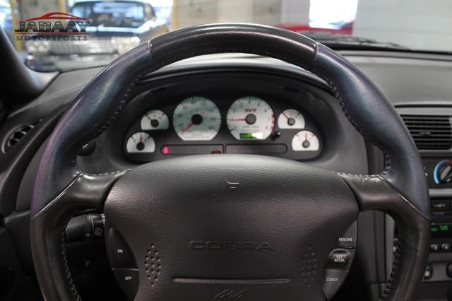 2004 Ford Mustang SVT Cobra Merrillville, Indiana 16