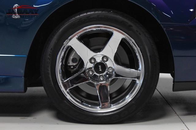 2004 Ford Mustang SVT Cobra Merrillville, Indiana 49