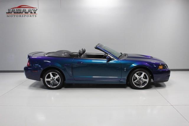 2004 Ford Mustang SVT Cobra Merrillville, Indiana 44