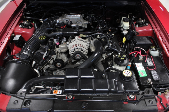 2004 Ford Mustang GT Premium Merrillville, Indiana 8