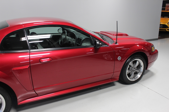 2004 Ford Mustang GT Premium Merrillville, Indiana 35
